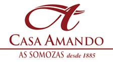 Casa Amando Alojamiento en As Somozas Logo